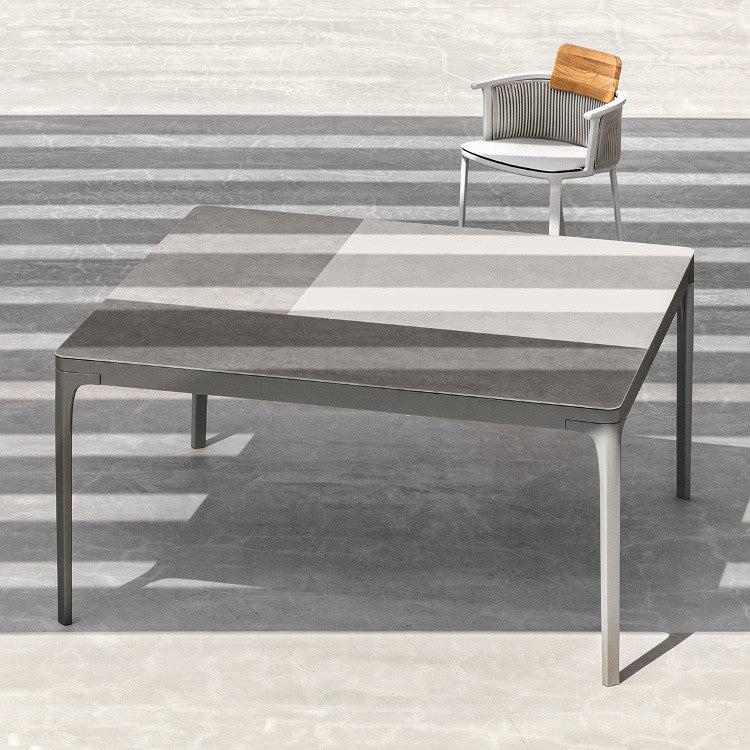 Play Square Dining Table by Ethimo - Innerspace - 1