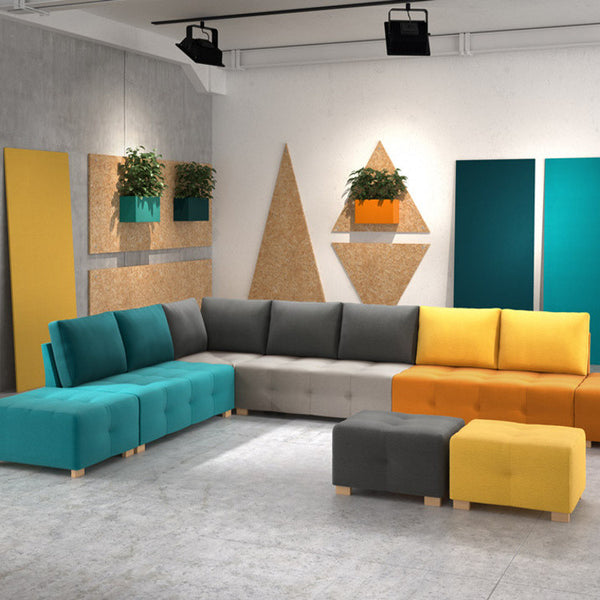 Point Sofa by Missana - Innerspace - 1