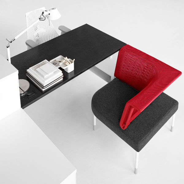 Public Office Desk by Herman Miller - Innerspace - 1