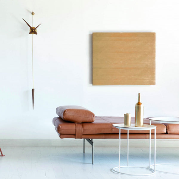 Punto Y Coma Wall Clock by Nomon - Innerspace - 1