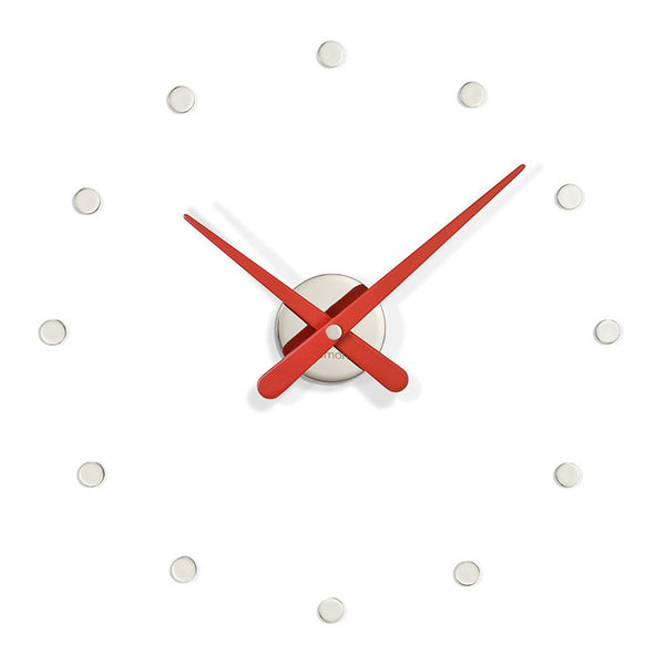 Rodon Mini Wall Clock by Nomon - Innerspace - 1