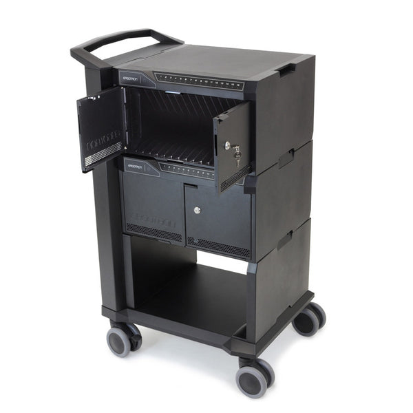 Tablet Management Cart for up to 32 Ipads by Ergotron - Innerspace - 1