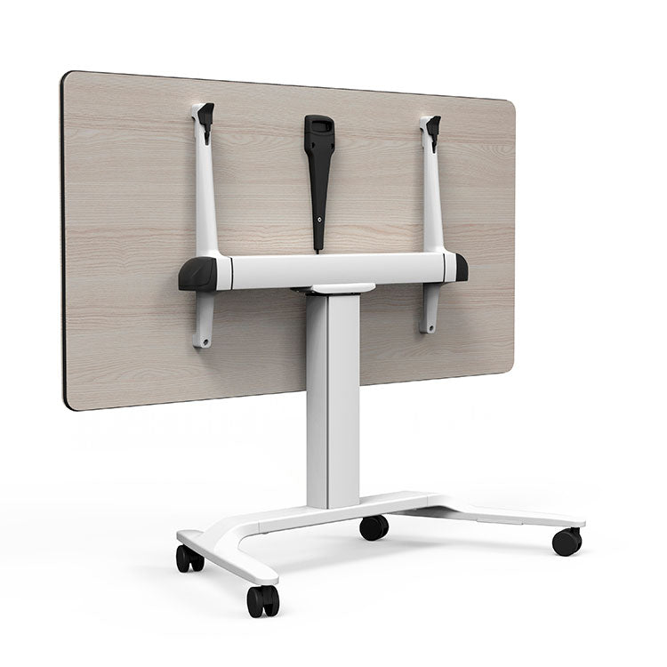 Talent Height Adjustable Folding Table by Actiu