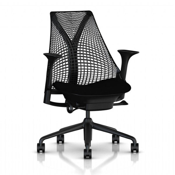Sayl Task Chair with arms by Herman Miller