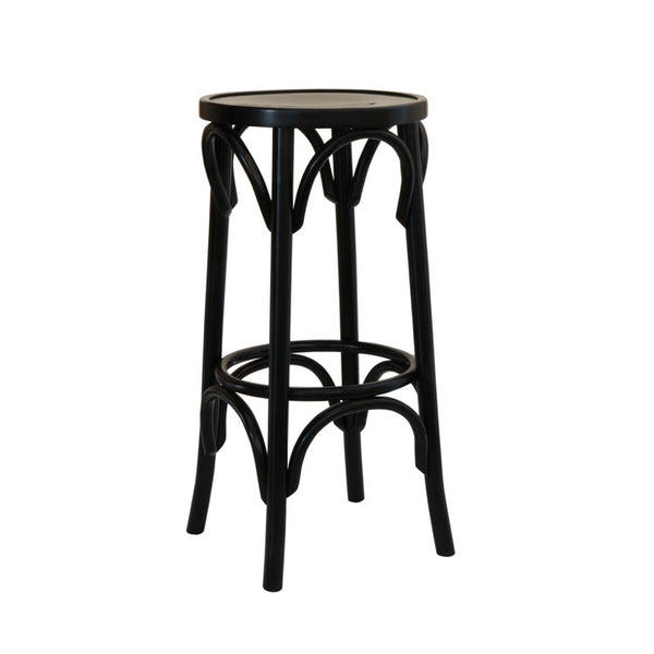 Round Bar Stool by Thonet - Innerspace - 1