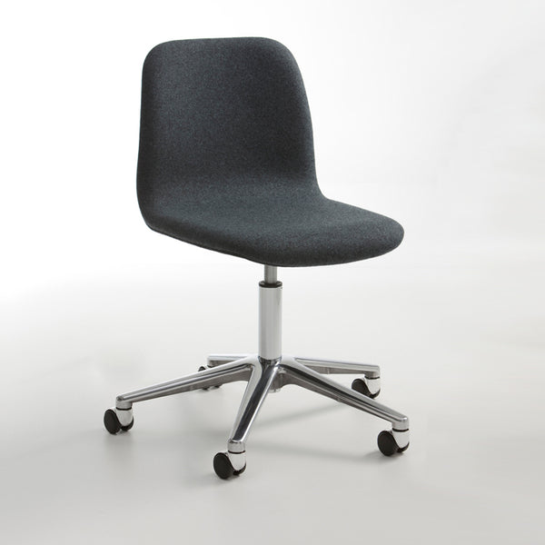 Tiller Slim Swivel Chair by Didier