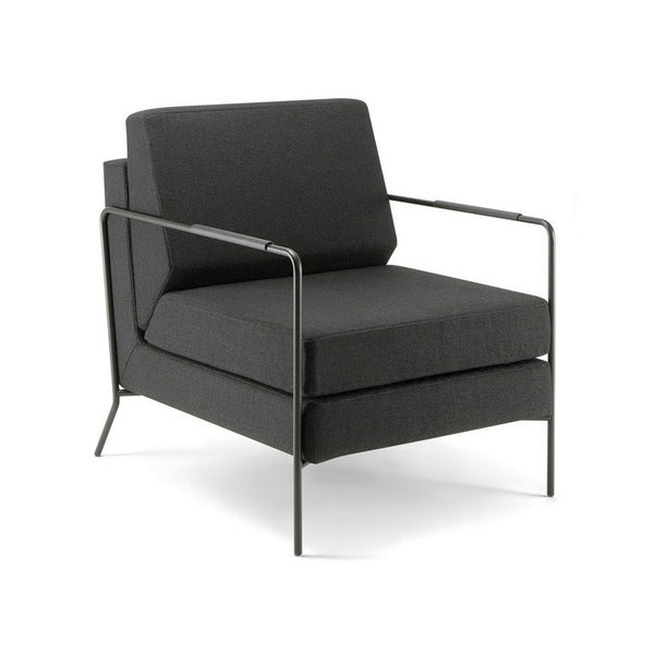 Simple Elegant Jewel Armchair by Torre Review - Model Of waiting room chairs Style
