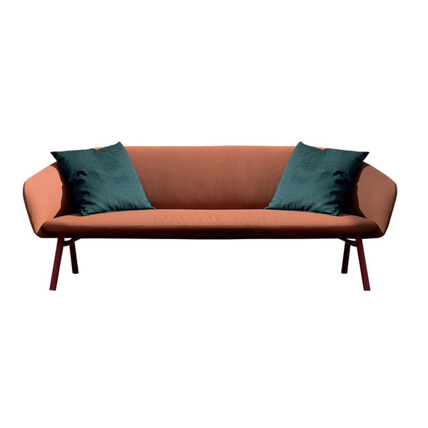 Tuile Outdoor Sofa by Kristalia