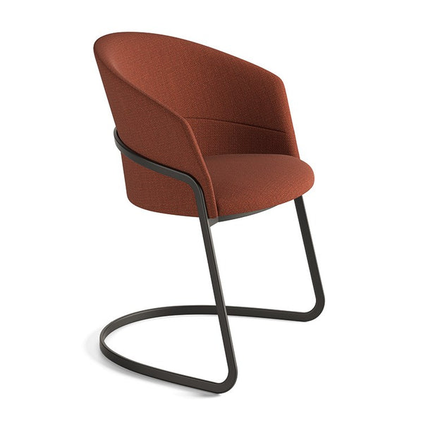 Copa Cantilever Chair by Viccarbe