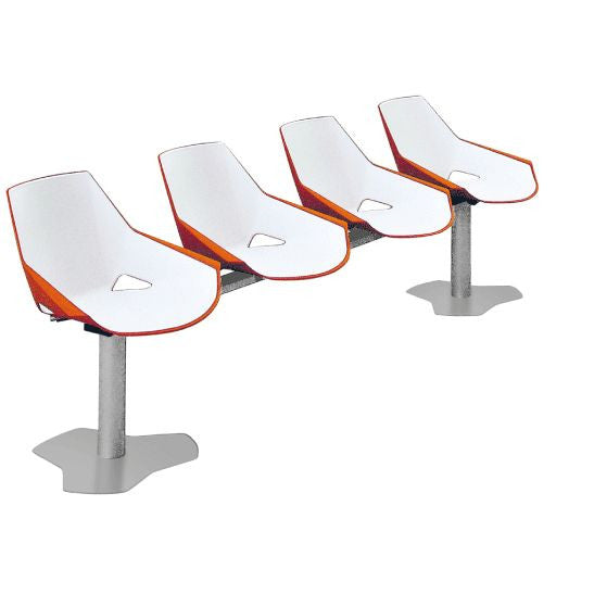 Viva Beam Seating by Actiu - Innerspace