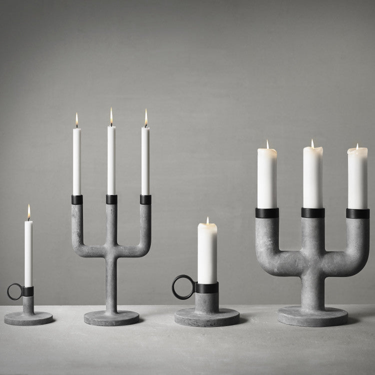 Weight Here Candle Holder by Menu