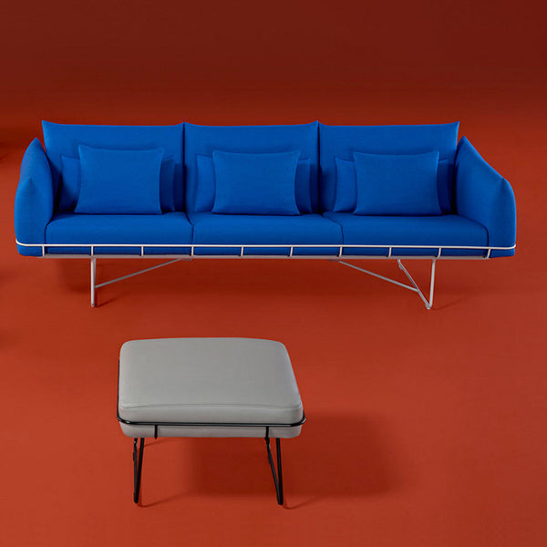 Wireframe Sofa by Herman Miller - Innerspace - 1