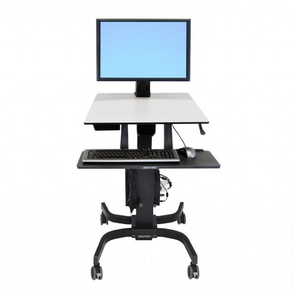 Workfit-C Sit to Stand - Single LCD by Ergotron - Innerspace - 1