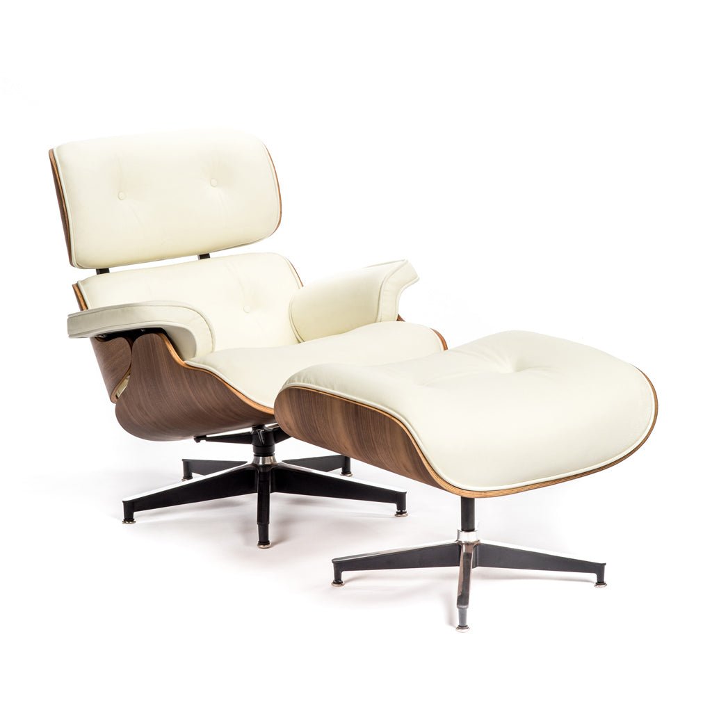 Case Study Lounger with Ottoman