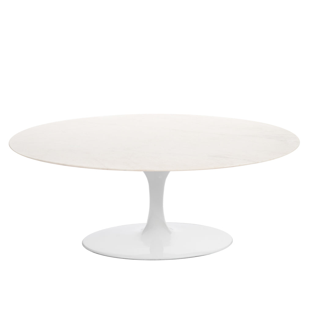White/Cararra Bianco Marble Top