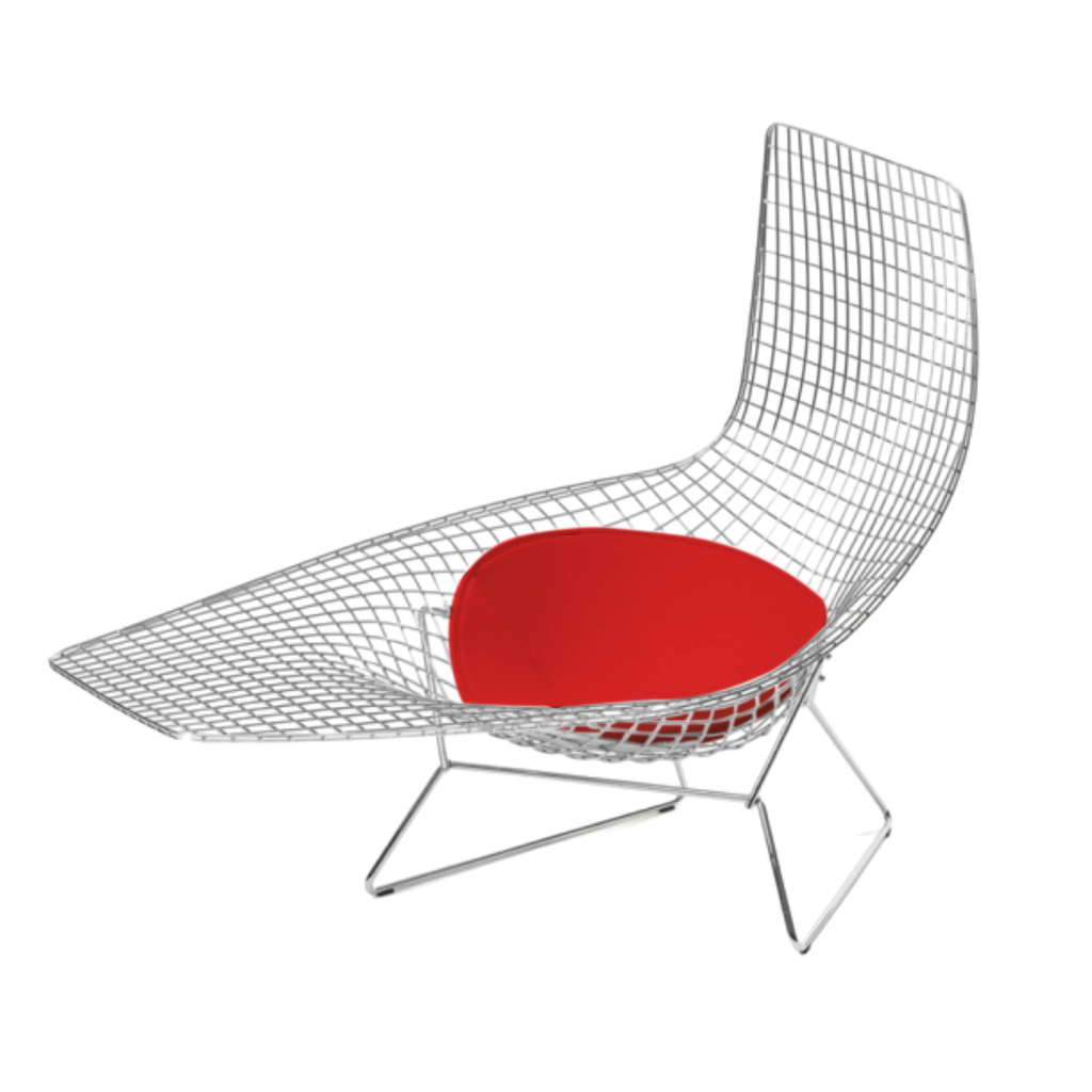 Asymmetric Lounge Chair