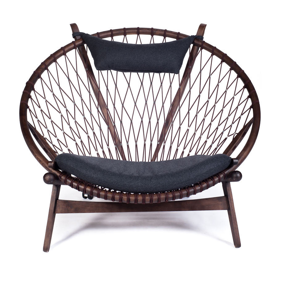 basket sale set of round for at pamono chair chairs bamboo