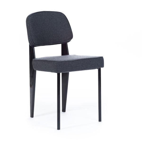 Study Chair-Upholstered