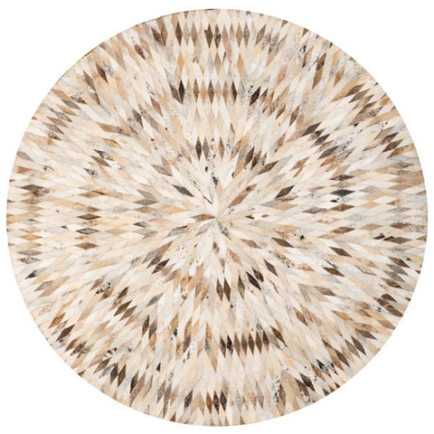 Diamond Cowhide Rug