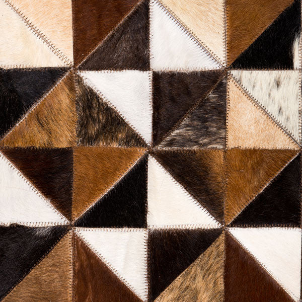 Facets Cowhide Rug