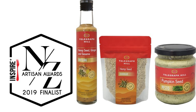 Finalist - NZ Artisan Awards