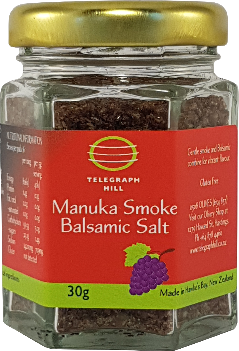 How to use: Manuka Smoke Balsamic Salt