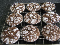 Telegraph Hill Choc Mocca Earthquake cookies