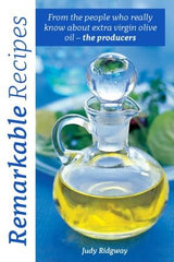Judy Ridgway Remarkable Recipes olive oil e book