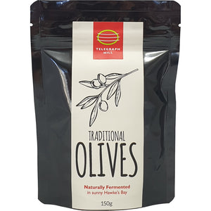 Traditional Olives 150g