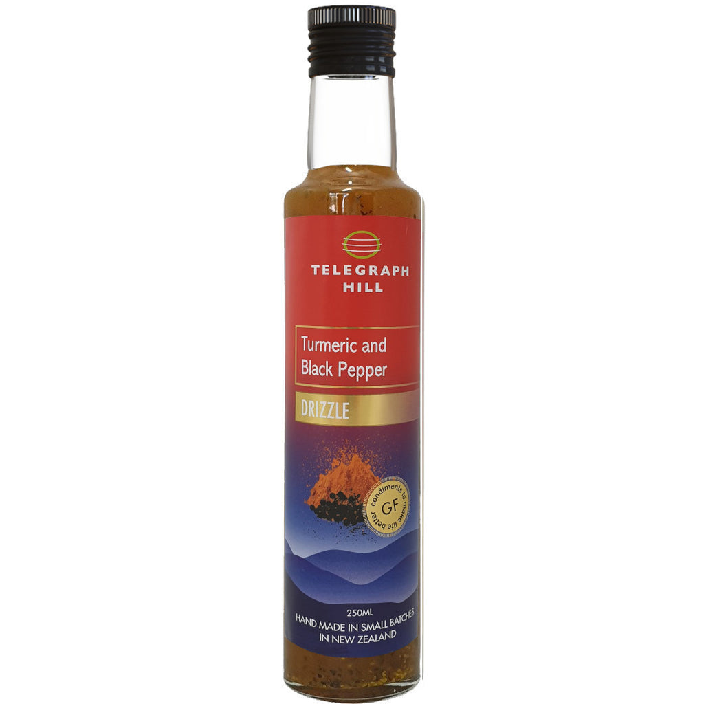 Turmeric & Black Pepper Drizzle 250ml