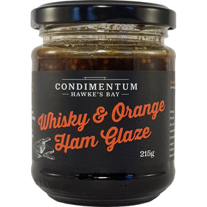 Whisky & Orange Ham Glaze