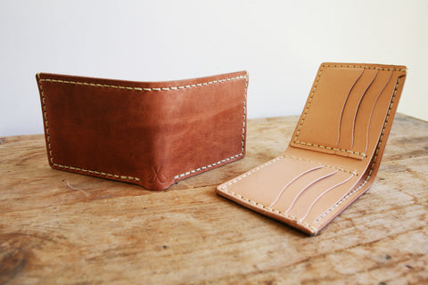 Classic Bifold (Old World Harness)