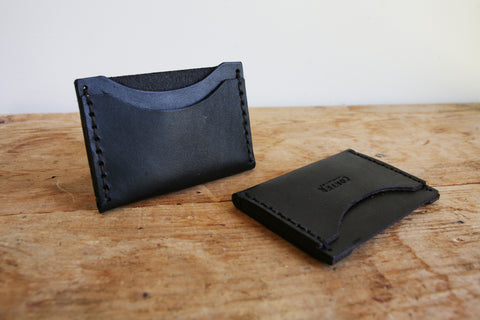 Standard Card Holder (Black)