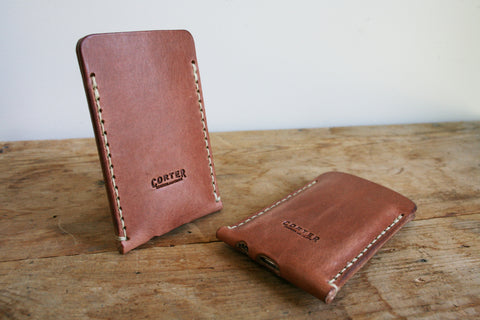 iPhone 5 Sleeve (Old World Harness)