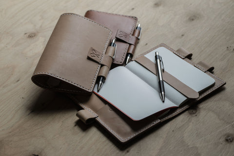 Pen Locking Field Notes Wallet