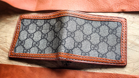 PATTERN: Inlay Wallet