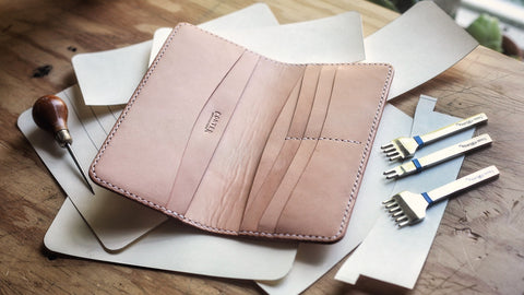 PATTERN: Universal Long Wallet Set
