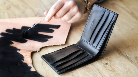 PATTERN: 9 Pocket Bifold Wallet