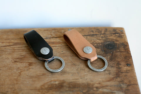 Belt Loop Key Ring