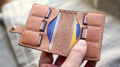 PATTERN: SD Card Wallet