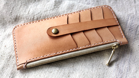 PATTERN: Long Zip Wallet
