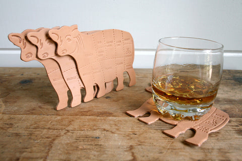 Butcher's Coasters