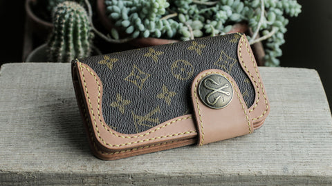 PATTERN: Cowboy Midlength Wallet