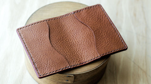 PATTERN: Folded Card Wallet