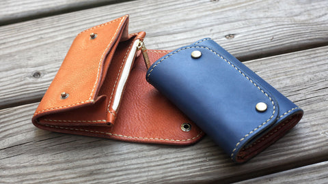 PATTERN: Short Gusset Wallet