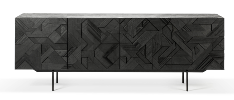 Graphic Sideboard - 4 Door
