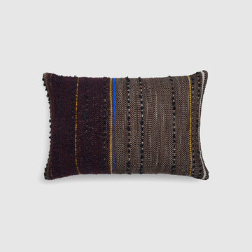 Dark Tulum Cushion - Lumbar
