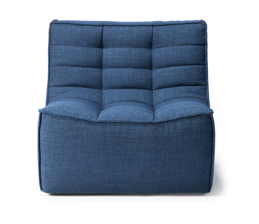 N701 Sectional Sofa - Blue
