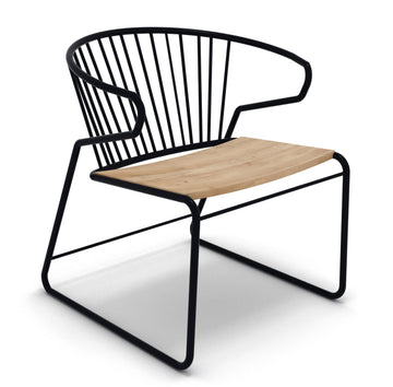 Gabbia Chair - Oak