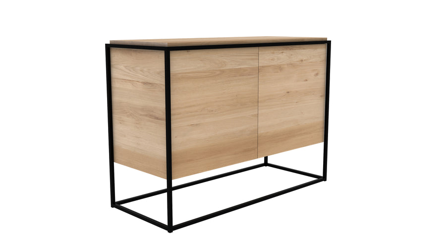 Monolit Sideboard - Oak with Black